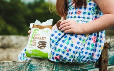 Our children's selection of healthy, delicious snacks